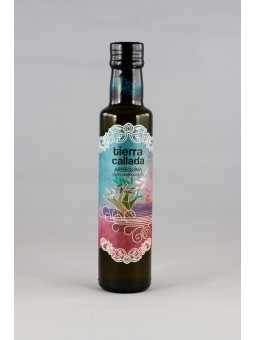 EVOO Arbequina bottle 8.5 fl oz