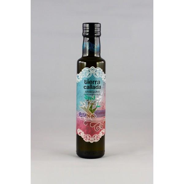 EVOO Arbequina bottle 8.5 fl oz