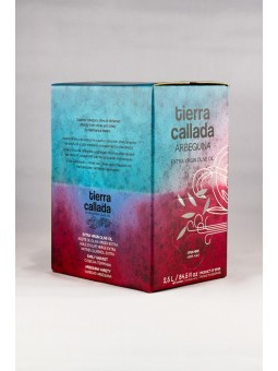 AOVE Arbequina bag in box 84.5 fl oz