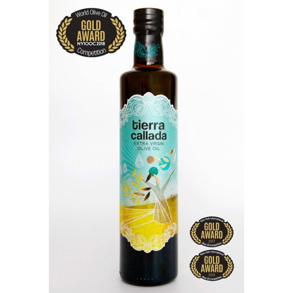 EVOO Temprano Bottle 16.9 fl oz