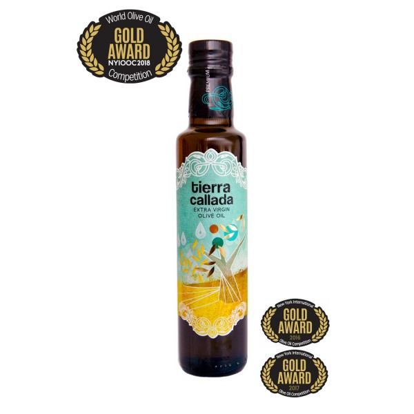 EVOO Temprano bottle 8.5 fl oz